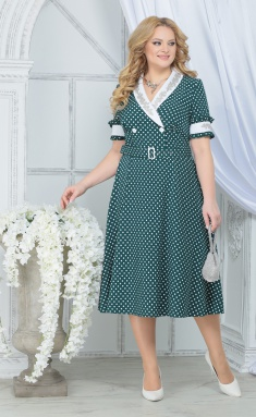 Dress Ninele 2290 izumr