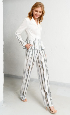 Trousers Art Ribbon M3444B