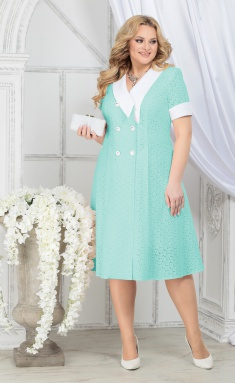 Dress Ninele 5824 svetlo-zel