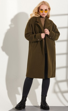 Coat Golden Valley 7111 t.oliv