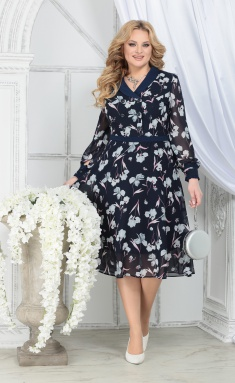 Dress Ninele 7312 sin + irisy