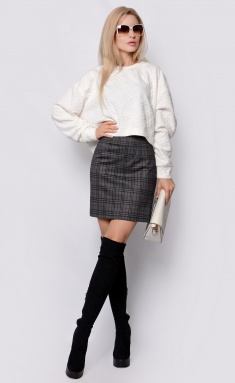 Skirt La Café by PC F14849 ser,chern,kr